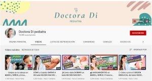 doctora di pediatra