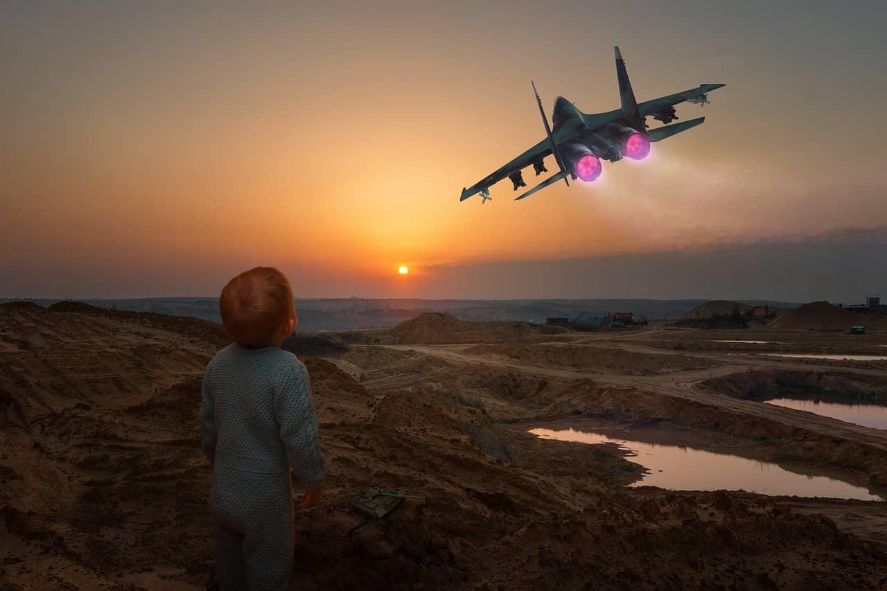 travel baby airplane