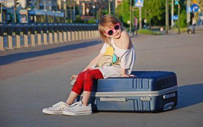 ¿Qué llevar cuando viajas con bebés y niños pequeños?