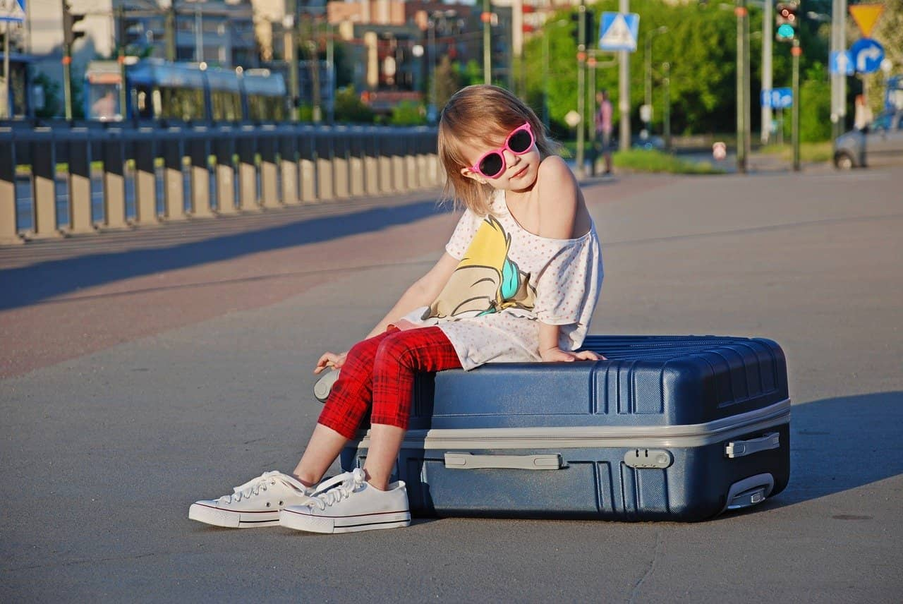 what to pack traveling babies